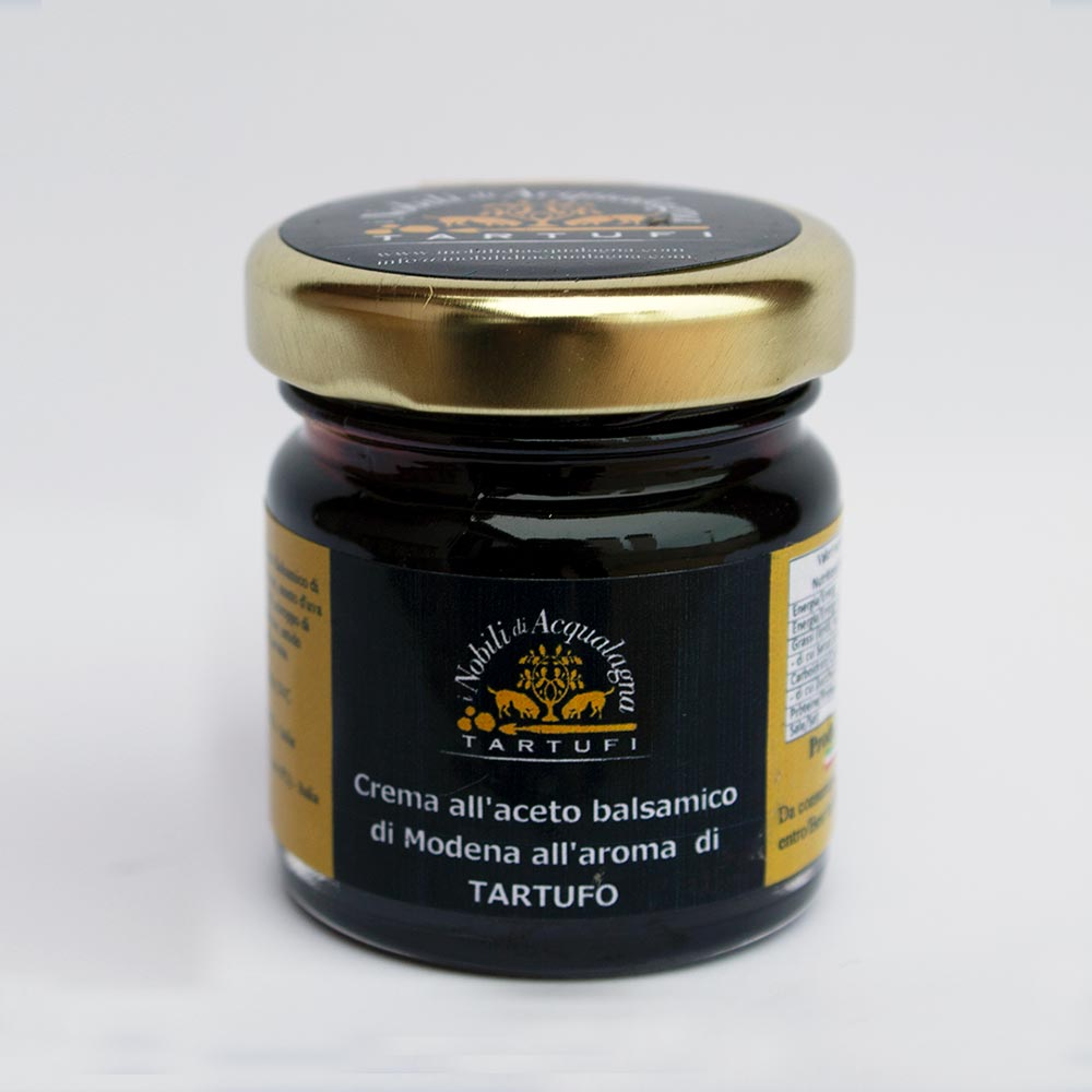 Crema all'aceto balsamico di Modena all'aroma di tartufo