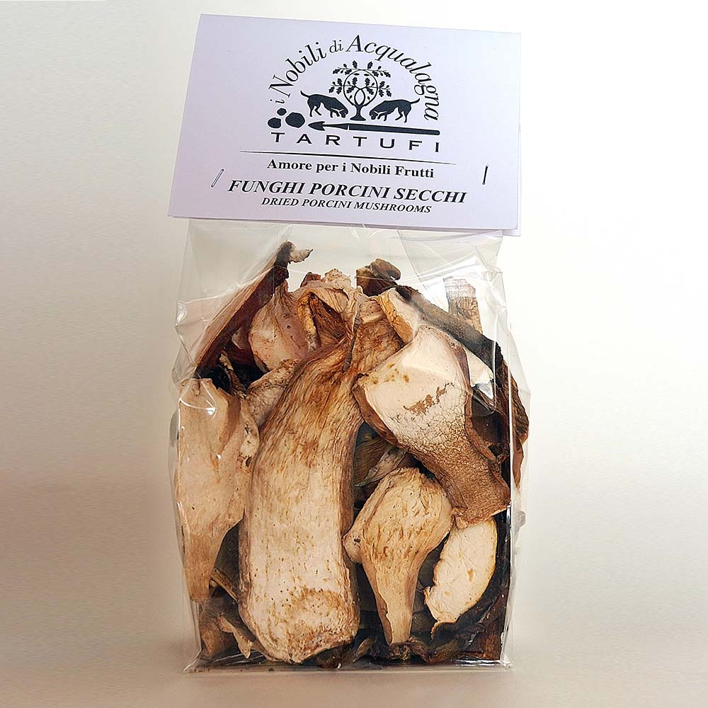 Funghi porcini secchi qualità extra