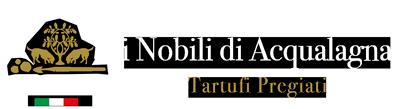 logo i nobili di acqualagna tartufi footer
