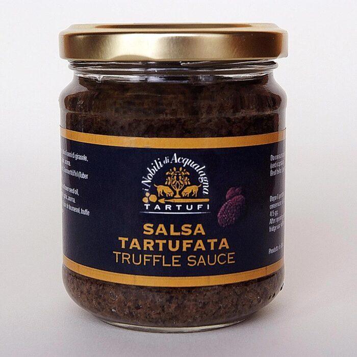 Salsa tartufata nera