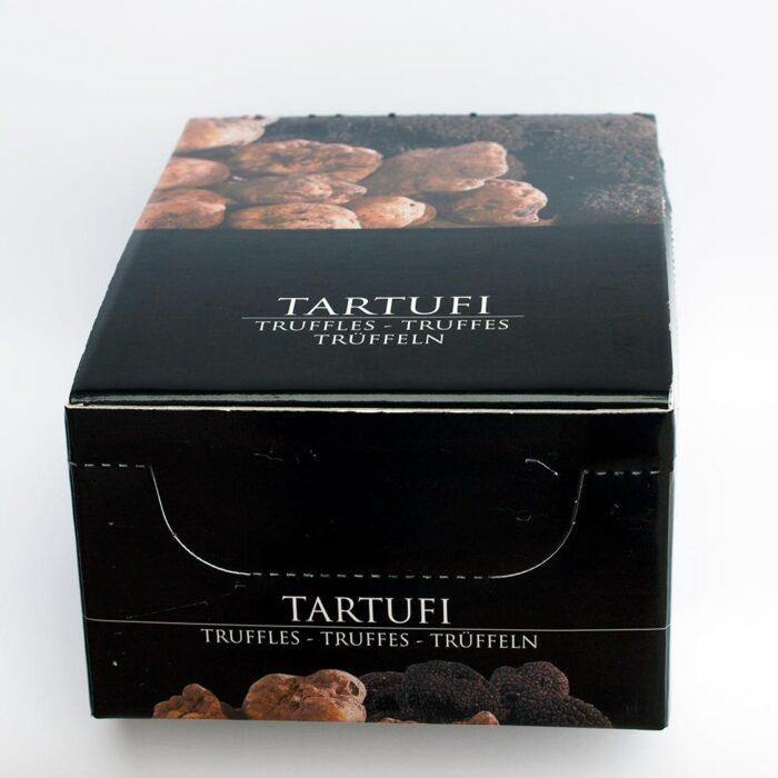 scatola degustazione tartufi