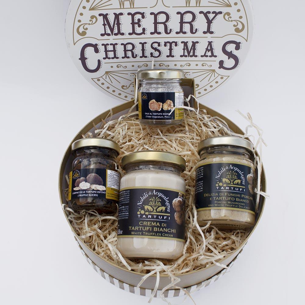 Box degustazione natalizio
