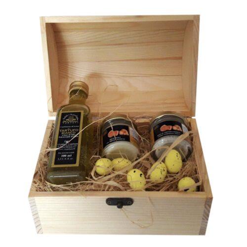 Box degustazione Aroma