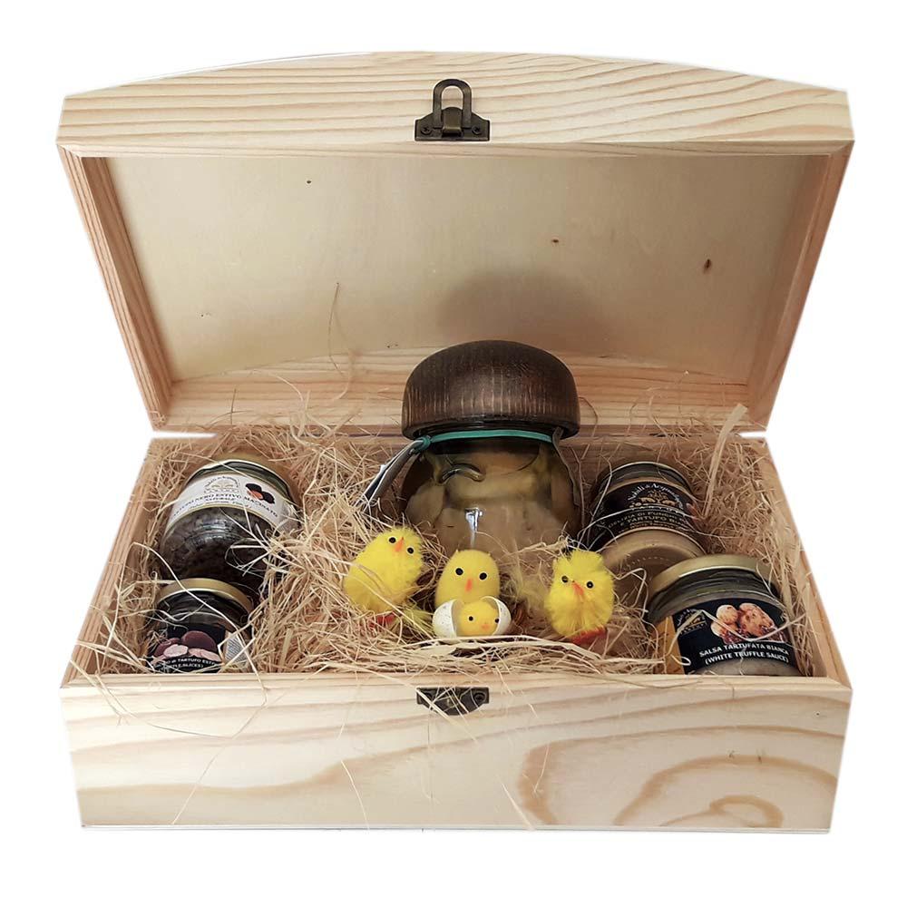 Box degustazione Prelibatezze