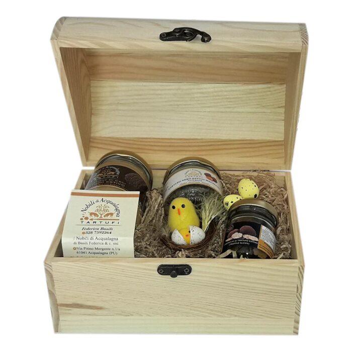 Box degustazione Sapori e profumi